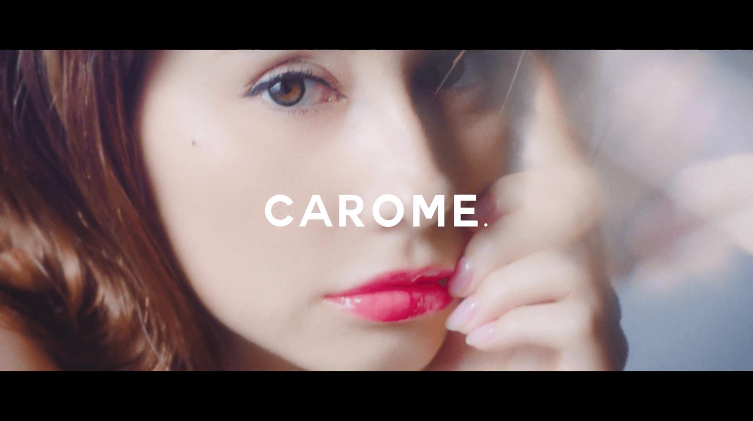 【私は、奪われない。】CAROME. ブルーミングリップグロウ【ダレノガレ明美プロデュース】